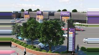 Primary Photo of Unit 7 - Mezzanine Beck Retail Park, Ings Road, Wakefield, WF1 1RS