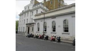 Primary Photo of Natwest - Former, 1 Cavendish Square, Westminster, London, Greater London, W1G 0LA