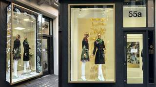 Primary Photo of 55A Conduit Street, Mayfair, London, W1 Prime Mayfair Shop - Lease