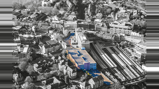 Primary Photo of NCP Richmond Station, Drummonds Place, Richmond Upon Thames