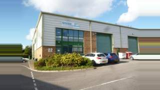 Primary Photo of Unit 22, Glenmore Business Park, Colebrook Way, Andover, SP10 3GZ