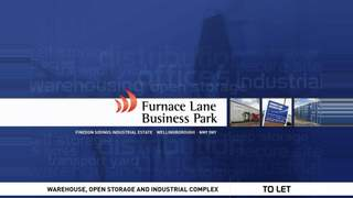 Primary Photo of Warehouse 2 Furnace Lane Business Park Finedon Sidings Industrial Estate Wellingborough NN9 5NY