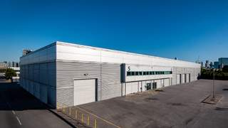 Primary Photo of Unit 5 Electra Business Park, 160 Bidder Street, Canning Town, London, E16 4ES
