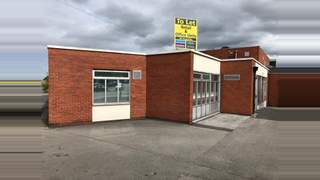 Primary Photo of 1, 36 Market St, Clay Cross, Chesterfield S45 9JE