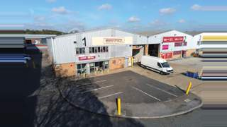 Primary Photo of 1 Park Royal, Abbey Road, Grand Union Industrial Estate, London, NW10 7UL