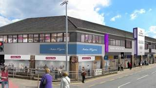Primary Photo of First Floor, Triangle Shopping Centre, Kirkintilloch Road, Bishopbriggs, Glasgow, G64 2TR