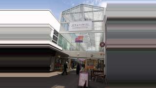 Primary Photo of Range of Retail Units Available, Churchill Shopping Centre, Dudley, West Midlands, DY27BJ