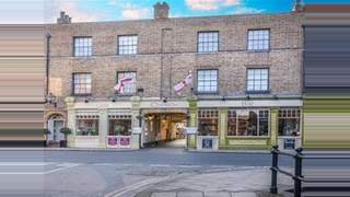 Primary Photo of The Christopher Hotel, Restaurant and Bar, 110 High Street, Eton, Windsor, SL4 6AN