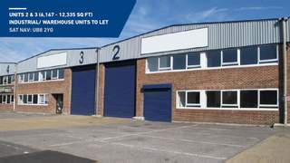 Primary Photo of Units 2&3, Cowley Mill Trading Estate, Longbridge Way, Cowley, Uxbridge, Middlesex, UB8 2YG