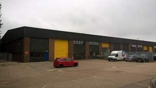 Primary Photo of Unit 13D, Mills Road, Quarry Wood Industrial Estate, Aylesford, Kent, ME20 7NA