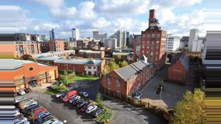 Primary Photo of Deva City Office Park, Manchester City Centre / Salford