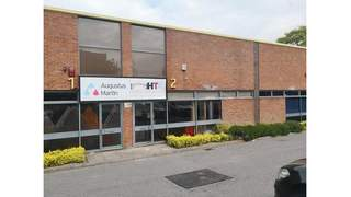 Primary Photo of Industrial Premises With Rear Loading Door, Unit 2 Mundells Court, Welwyn Garden City