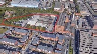 Primary Photo of Suthers Street, Oldham – Warehouse Investment Oldham OL9 7TH