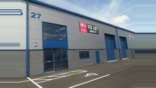 Primary Photo of Unit 27 Eagle Park, Alfreton Road, Derby