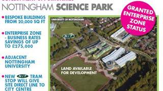 Primary Photo of Nottingham Science & Technology Park, Nottingham, Nottinghamshire, NG7 2TN