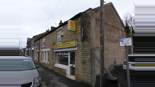 Primary Photo of 170 High Street West Glossop High Peak SK13 8ER