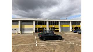 Primary Photo of Unit 3 Springlakes Industrial Estate, Deadbrook Lane, Aldershot, Hampshire, GU12 4UH