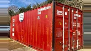 Primary Photo of Container, Station Yard, Thame, Oxfordshire, OX9 3UH