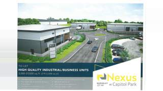 Primary Photo of Nexus At Capitol Park, Capitol Court, Dodworth, Barnsley, South Yorkshire, S75 3UB