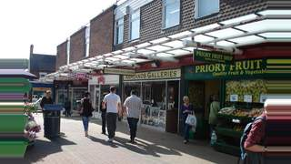 Primary Photo of Unit 5 The Priory Shopping Centre, Worksop, S80 1JR