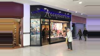 Primary Photo of Portsmouth – Unit 23, Cascades Shopping Centre *Staff Unaware