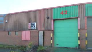 Primary Photo of Unit 42, Bellwin Drive, Flixborough Industrial Estate, Scunthorpe, North Lincolnshire DN15 8SN
