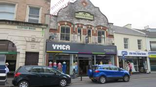 Primary Photo of Prime Retail Premises, 47 Courtenay Street, Newton Abbot, Devon, TQ12 2QN