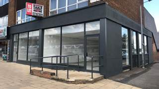 Primary Photo of 25-27, The Broadway, Ashby High Street, Ashby, Scunthorpe, North Lincolnshire DN16 2SX