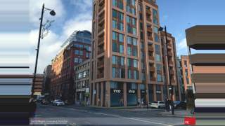 Primary Photo of Red Lion Street, Northern Quarter, Manchester, Greater Manchester