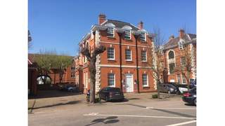 Primary Photo of Small Ground Floor Office Suite, Prince of Wales House, Hertford