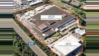 Primary Photo of M58 Distribution Warehouse, Gillibrands Road, Skelmersdale, WN8 9TB