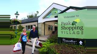 Primary Photo of Unit 6 Peak Shopping Village, Rowsley, Nr Matlock, Derbyshire, DE4 2JE