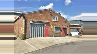 Primary Photo of Unit 5, Waterside Trading Centre, Trumpers Way, London, W7 2QD