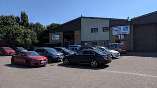 Primary Photo of 18 Lister Road, Highfield Industrial Estate, Eastbourne, East Sussex, BN23 6PU