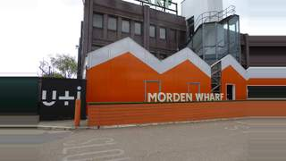 Primary Photo of Morden Wharf Cafe Morden Wharf Greenwich London SE10 0PA