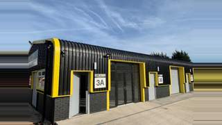 Primary Photo of Unit F, Greenfield Business Park, 1 Bagillt Road, Holywell CH8 7HJ
