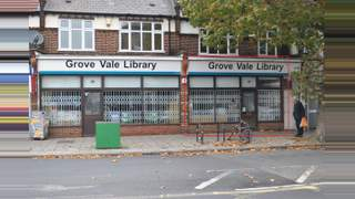 Primary Photo of 27 Grove Vale East Dulwich London SE22 8EQ