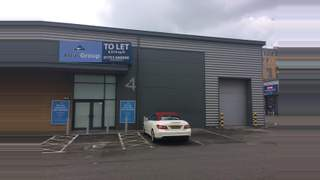 Primary Photo of Unit 4 Hounslow Trade Park, 225 Staines Road, Hounslow, Middlesex, TW3 3LL