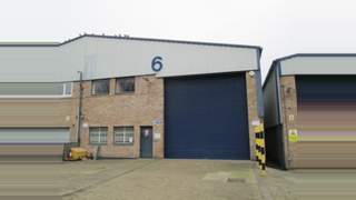 Primary Photo of 13-14, Crusader Industrial Estate, 167 Hermitage Road, Harringay Warehouse District, London N4 1LZ
