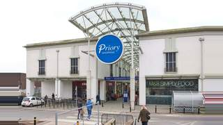 Primary Photo of Unit 20B, The Priory Shopping Centre, Worksop, S80 1JR