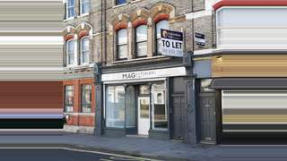 Primary Photo of 801 Fulham Road, Fulham, London SW6 5HE