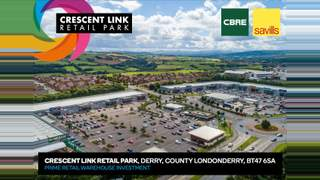Primary Photo of Crescent Link Retail Park, 20 Crescent Link Road, Londonderry BT47 6SA