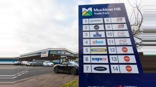Primary Photo of Mucklow Hill Trade Park