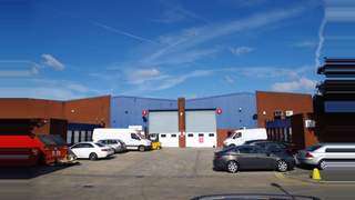 Primary Photo of Units 5 & 6 Townsend Industrial Estate, Waxlow Road, Park Royal, London, NW10 7NU