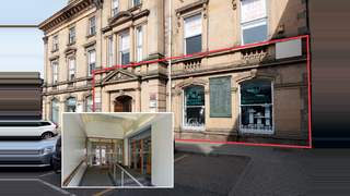 Primary Photo of Highland Rail House, Ground Floor Retail Unit, Academy Street, Inverness - IV1 1LE