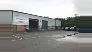 Primary Photo of Units 3 And 4 Phase 1, Brunel Drive, Stretton, Burton Upon Trent, Staffordshire - Stretton, De13 0by