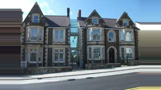 Fully Serviced Office Suite, 5-7 Court Road, Bridgend, CF31 1BE Primary Photo