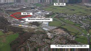 Primary Photo of Mixed Use Development Land Brackla Industrial Estate Bridgend CF31 2AG