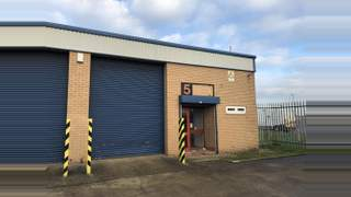 Primary Photo of Meadowbank Industrial Estate, Block A Harrison Street, Rotherham, S61 1EE