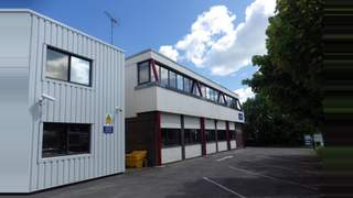 Primary Photo of Unit B, Daneshill Central, Armstrong Road, Basingstoke, Hampshire, RG24 8NU